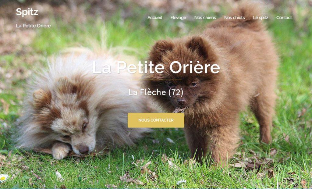 Elevage Spitz La Petite Orière