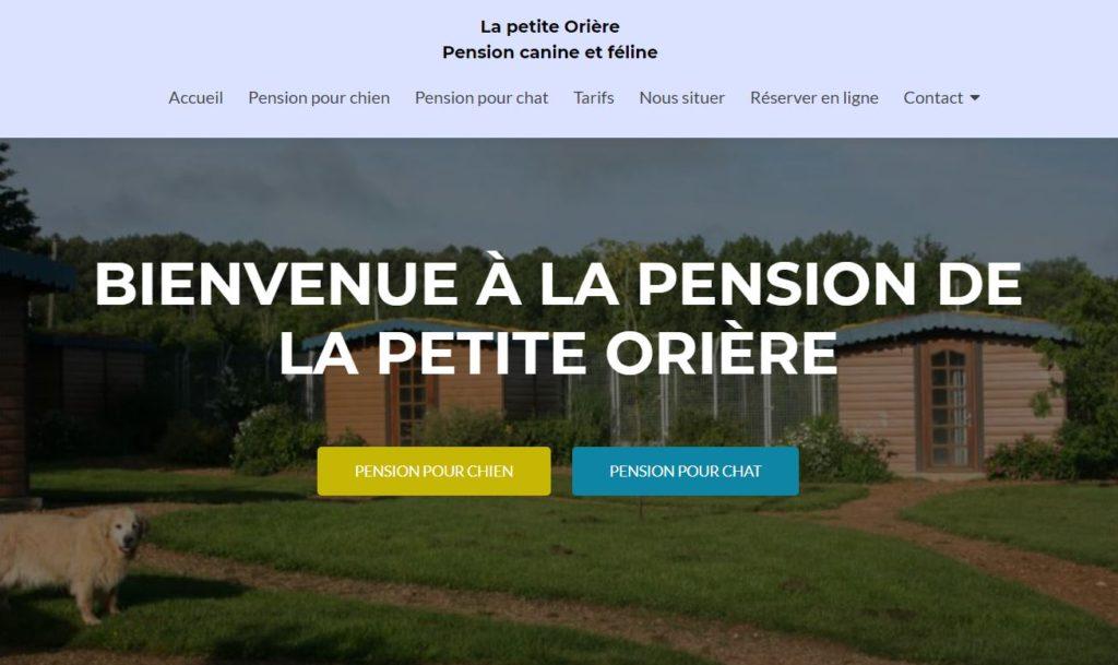 pension la Petite Orière